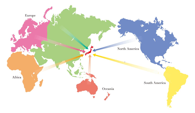 輸入状宅地図